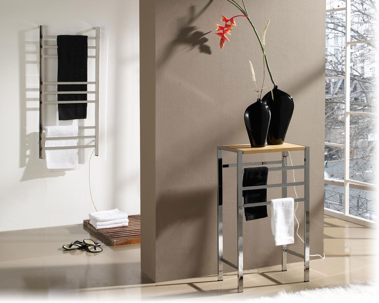 Oxil s l toalleros el ctricos radiadores - Calefaccion bano ...